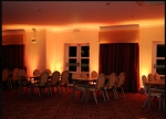 Moodlighting at gilvenbank Hotel gold